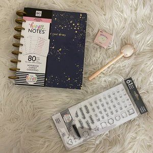 The Happy Planner Planner bundle set and more